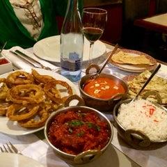 Photo taken at Annapurna Restaurant Nepali by Mara C. on 12/18/2014