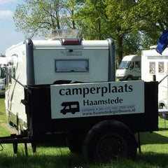 Photo taken at Camperplaats Haamstede by Brenda M. on 5/20/2015