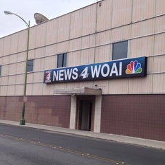 Photo taken at News 4 WOAI by Alan C. on 12/30/2012