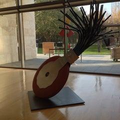 Photo taken at Nasher Sculpture Center by Alan C. on 12/8/2012