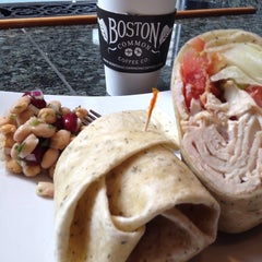 Photo taken at Boston Common Coffee Company by Ashley M. on 8/12/2014
