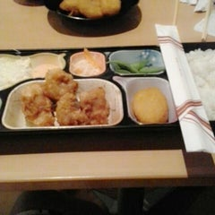 Photo taken at Chubo-Chubo Gourmet Japanese Resto by Alfi M. on 3/5/2014
