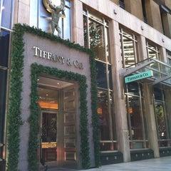 Photo taken at Tiffany & Co. by Jeremy D. on 11/19/2013