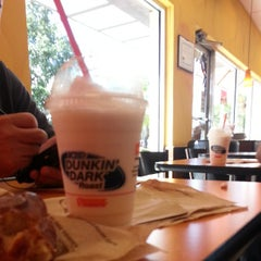 Photo taken at Dunkin Donuts by J M. on 5/14/2013