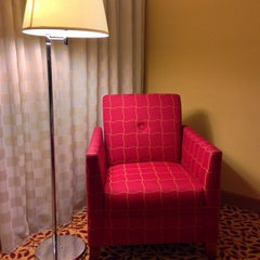 Photo taken at Marriott Cleveland Airport by Phil S. on 11/4/2014