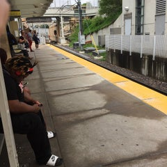 Photo taken at MetroLink - Forest Park Station by Phil S. on 5/17/2015