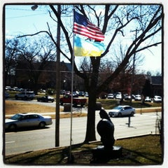 Photo taken at Sigma Chi Fraternity - Pittsburg State University by Ryan V. on 3/5/2013