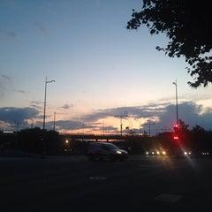 Photo taken at Stadshagen by Juan G. on 8/14/2014