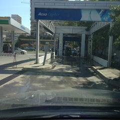 Photo taken at Petrobras by Cristhian C. on 2/12/2013