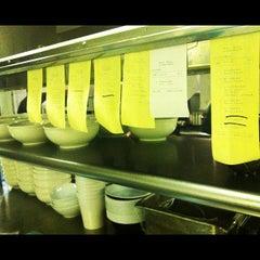 Photo taken at Sai Sai Noodle Bar by Christine C. on 6/29/2012