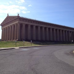Photo taken at The Parthenon by Roger H. on 3/4/2012
