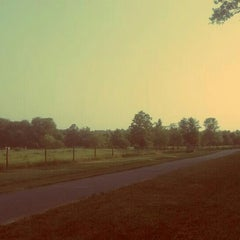 Photo taken at Muddy Creek Greenway by Jonathan H. on 7/5/2012