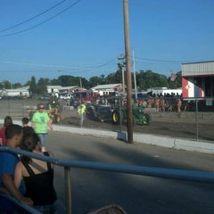 Photo taken at Oswego County Fair by Alexander T. on 7/1/2012