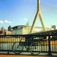 Photo taken at Paul Revere Park by Charlie R. on 8/17/2012