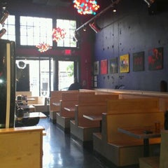 Photo taken at BGR - The Burger Joint by CaShawn T. on 4/24/2012