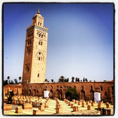 Photo taken at Marrakech | مراكش by Xavier B. on 8/7/2012