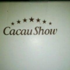Photo taken at Cacau Show by Djan R. on 4/25/2012