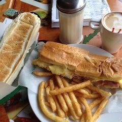 Photo taken at Pan Con Todo by Leilani M. on 8/2/2012