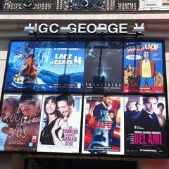 Photo taken at UGC George V by Barbara on 7/4/2012