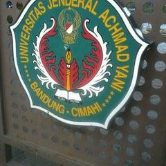 Photo taken at UNJANI kampus bandung by Niko alfredo (. on 7/9/2012