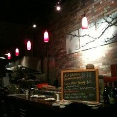 Photo taken at Juno Vancouver Sushi Bistro by Mitsuhiro K. on 2/25/2012