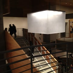 Photo taken at Pershing Square Signature Theater by Frances B. on 3/5/2012