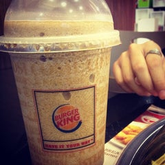 Photo taken at BURGER KING by Kenneth N. on 6/24/2012