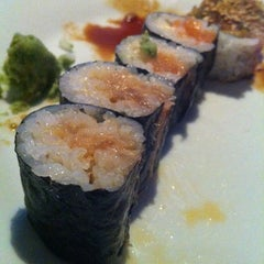 Photo taken at Sushi on McKinney by Mark T. on 3/29/2012
