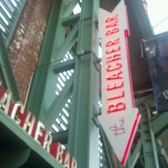 Photo taken at Bleacher Bar by Chuck P. on 4/19/2012