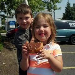 Photo taken at Bob's Donuts by Thomas P. on 7/6/2012