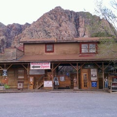 Photo taken at Bonnie Springs Ranch by A-Aron on 3/12/2012