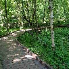 Photo taken at Dunwoody Nature Center by Sarah R. on 4/14/2012