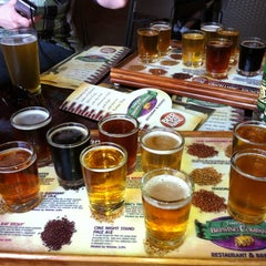 Photo taken at Tampa Bay Brewing Company by Daniela H. on 6/30/2012