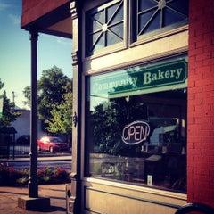 Photo taken at Community Bakery by Chelsea V. on 6/20/2012