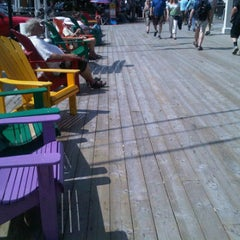 Photo taken at Murphy's Cable Wharf by Mark L. on 7/8/2012