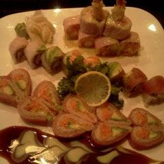Photo taken at Katana Sushi by Robert P. on 3/5/2012