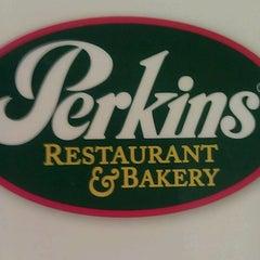 Photo taken at Perkins Restaurant & Bakery by Steven G. on 6/23/2012