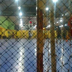 Photo taken at Zona Futsal Pulau Situ Gintung by Ibnu N. on 9/12/2012