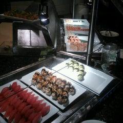 Photo taken at KoyWan Hibachi Buffet by Steven S. on 9/12/2012