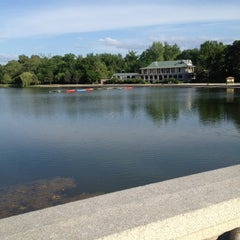 Photo taken at Hoyt Lake by Jessica M. on 5/31/2012