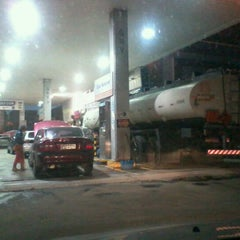 Photo taken at Auto Posto Sogal by Luciano Evaristo G. on 5/17/2012