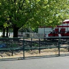 Photo taken at Memphis Kiddie Park by foodphotog on 5/19/2012