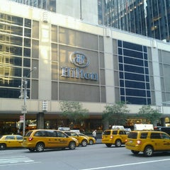 Photo taken at New York Hilton Midtown by Nicoletta C. on 7/2/2012