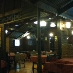 Photo taken at สวนอาหารซุ้มไผ่ (Sum Phai Restaurant) by Dave D. on 5/12/2012