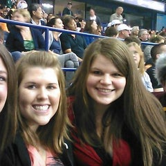 Photo taken at Chicago Wolves Game by Jessica on 4/15/2012