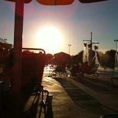 Photo taken at Earlywine Water Park by Renee D. on 7/20/2012