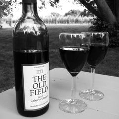 Photo taken at Old Field Vineyard by Kelsey S. on 6/9/2012