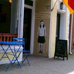 Photo taken at Kaffee Vonsolln by Bud G. on 8/1/2012