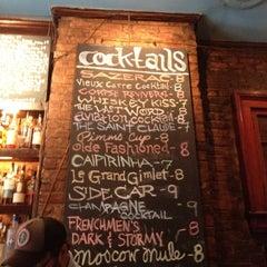 Photo taken at Bar Tonique by Pamela T. on 5/5/2012