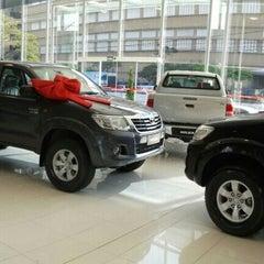 Photo taken at Sorana - Toyota by Deborah B. on 4/6/2012